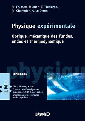 """Ouvrage """"Physique Expérimentale"""""""