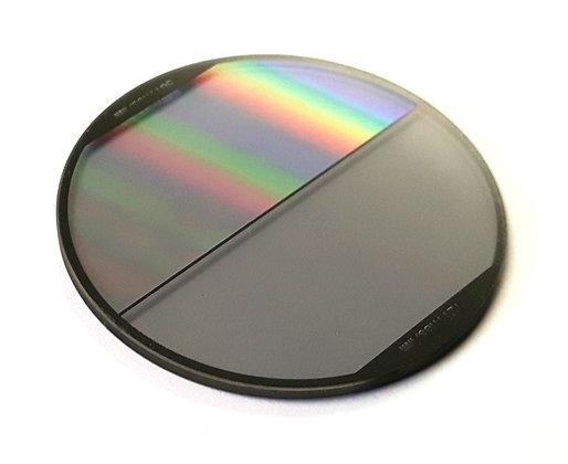 Jeton réseau de diffraction 12tr et50tr/mm