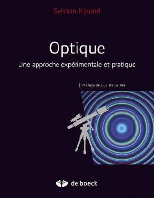 """Ouvrage """"Optique"""""""