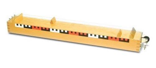 Sonomètre à trois cordes
