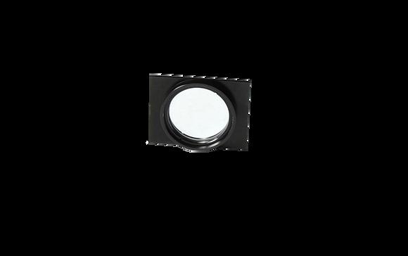 Miroir d'auto-collimation en monture format Paton
