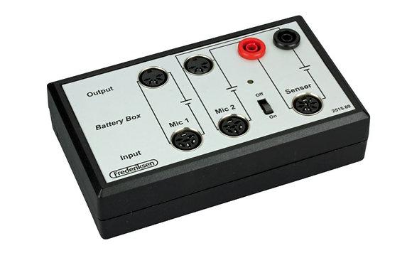 Amplificateur pour micro FK - Connectique Din5