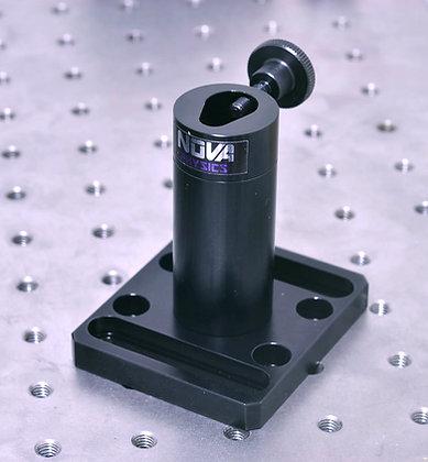 Pied multifonction à serrage libre multidiamètre