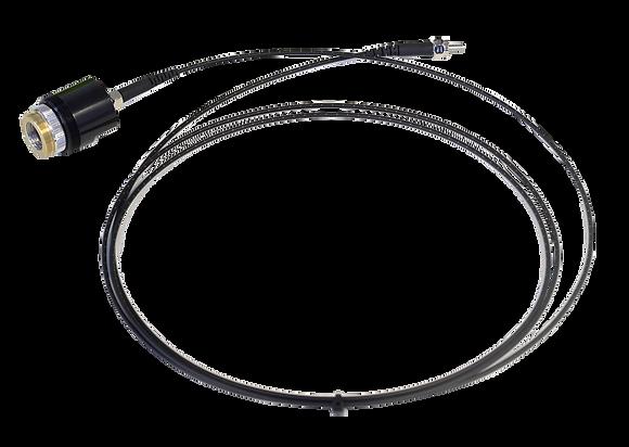 Adaptateur de fibre pour diode laser