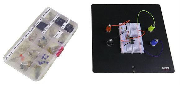 Kit Etudes des photorécepteurs
