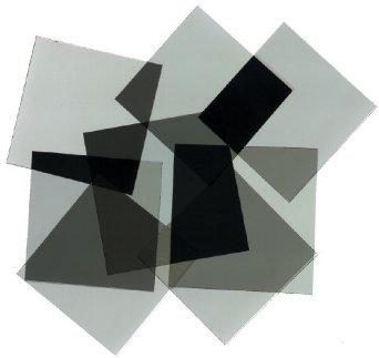 Film polaroïd à déphasage format 5*5cm
