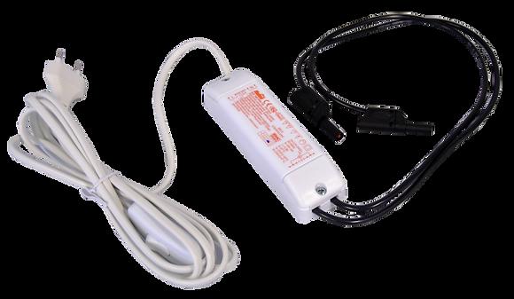 Transfo 12V75W avec interrupteur
