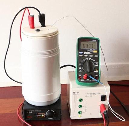 Calorimètre à vase Dewar