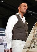 Frédéric Smektala en lecture