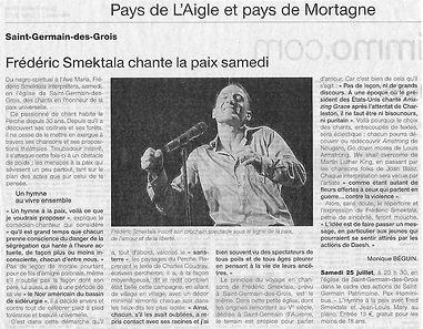Smek / Frédéric Smektala chante Pax hominibus
