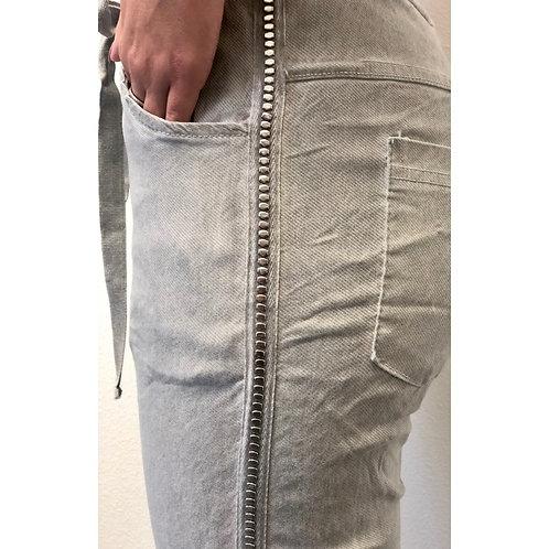 Stud Embellished Pants