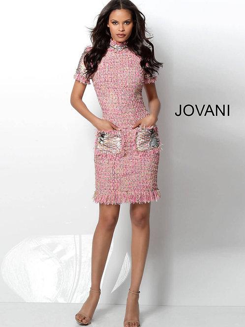 Jovani Pocket Cocktail Dress