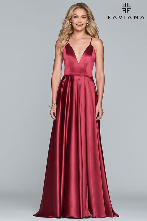 Favaiana Gown