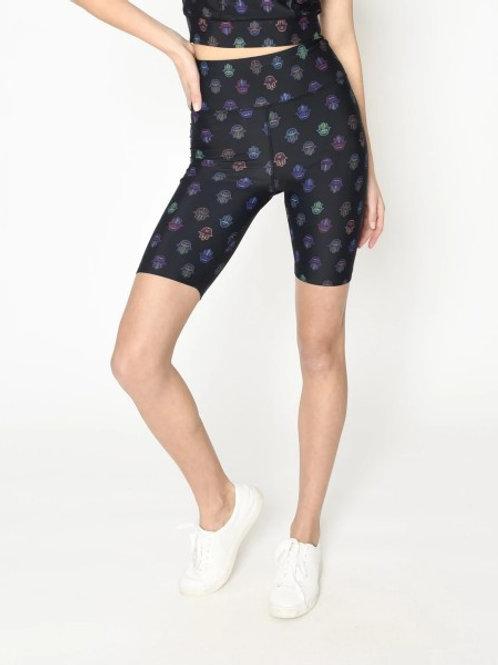 Nicole Miller Biker Shorts