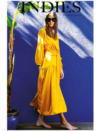 Indies Bright Dress