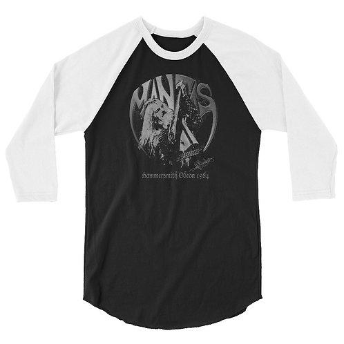 Hammersmith 84 3/4 sleeve raglan shirt