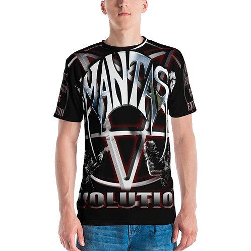 EVOLUTION ALL OVER PRINT Men's T-shirt