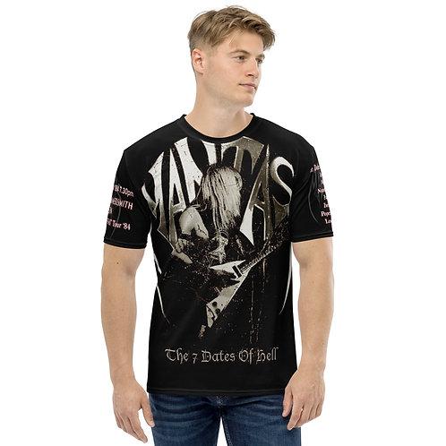 7 DATES ALL OVER PRINT Men's T-shirt