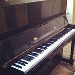 Manchester Piano Tutor likes Kawai upright pianos