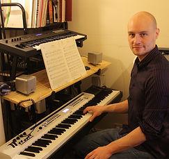 James, Grade 5 student at Manchester Piano Tutor
