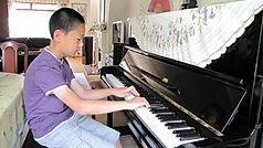 William, Grade 6 student at Manchester Piano Tutor