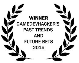 Winner Gamedevhacker's Past trends and Future bets 2015