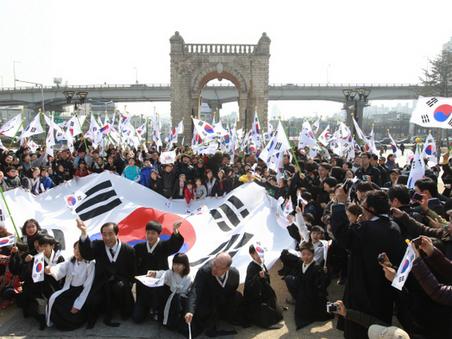 """""""3·1운동은 반봉건 항거 3·1혁명이라고 부르자"""""""
