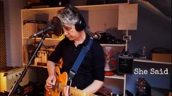 David O'Sullivan in Studio