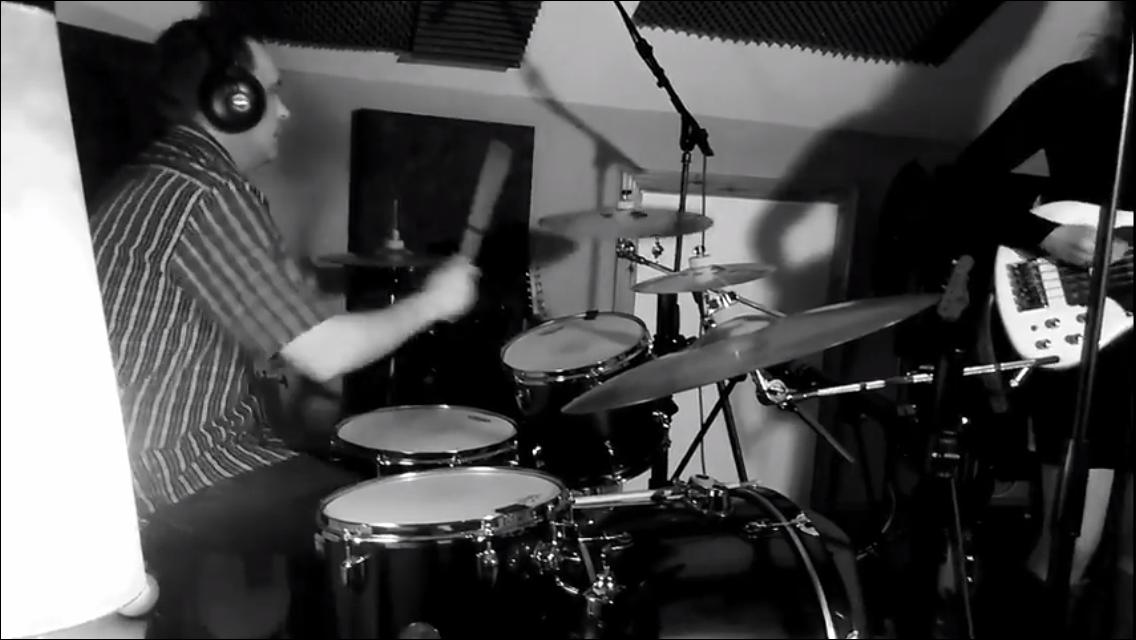 Jason Geraghty Drumming