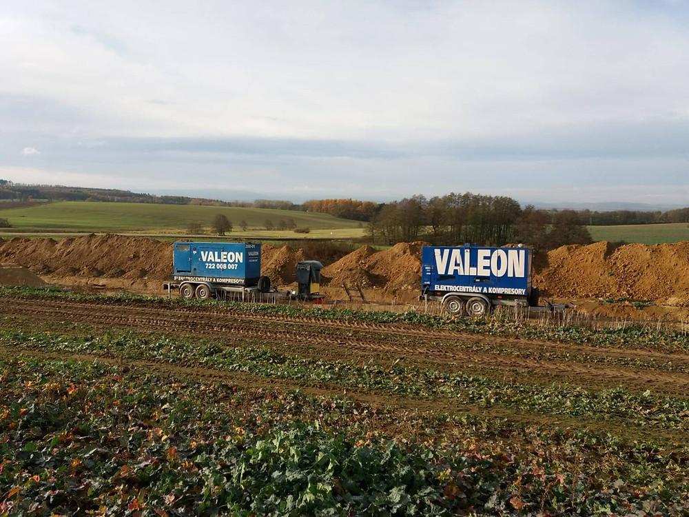 Záložní zdroje energie VALEON