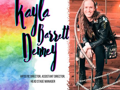 PRIDE & Art: Meet Kayla Barrett Denney