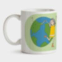 Custom Quirky mug