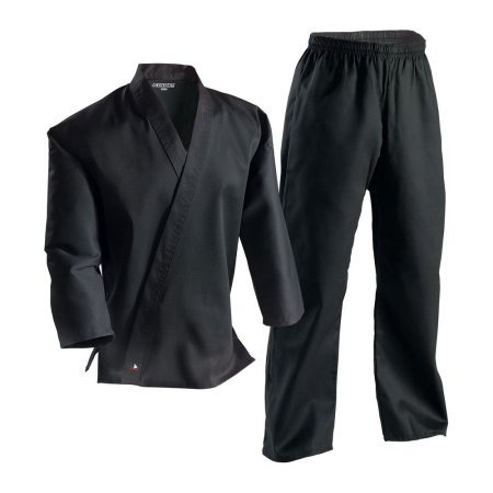 Black Karate Gi