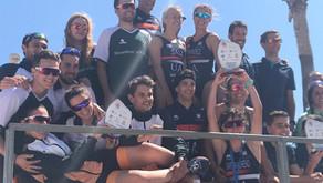 Triatlón, última competición de deporte individual del CADU 2020/2021