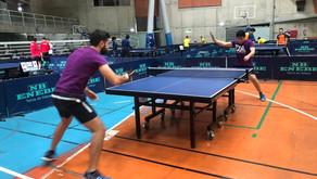 Las universidades valencianas se dan cita en Alicante para disputar el CADU de Tenis de Mesa