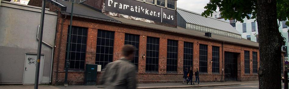 SPKRBOX/ Dramatikkens hus / Foto: Emilie Pat.