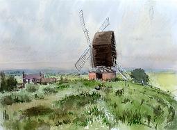 Bril windmill