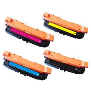 סט טונר צבעוני HP 4525