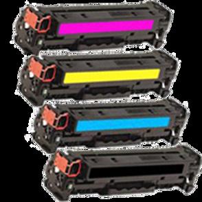 סט טונר צבעוני HP PRO 400