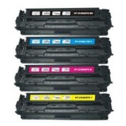 סט טונר צבעוני HP 1525/1415 128A