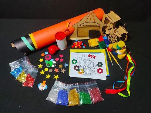 Kit Criativo Circo