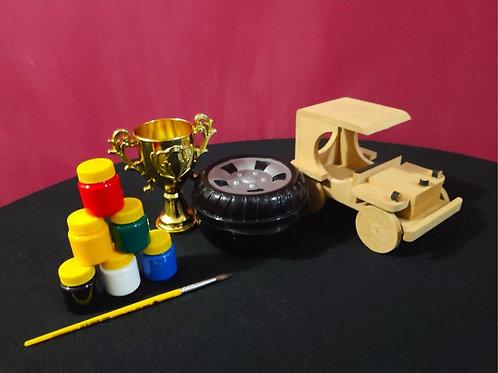 Mini Kit Criativo Transportes
