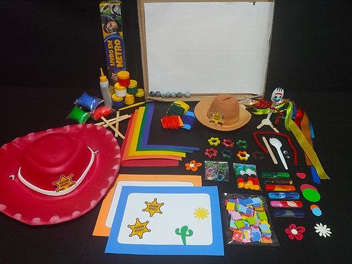 Kit Criativo Toy Story