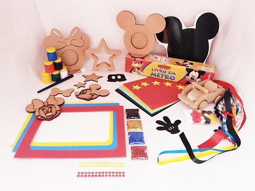 Kit Criativo Mickey