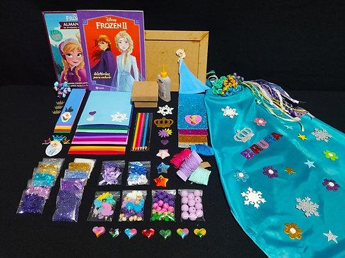 Kit Criativo Frozen