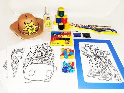 Mini Kit Criativo Toy Story