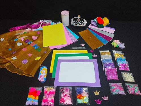 Kit Criativo Princesa