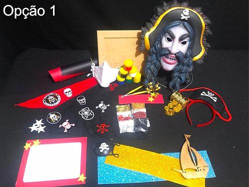 Kit Criativo Pirata