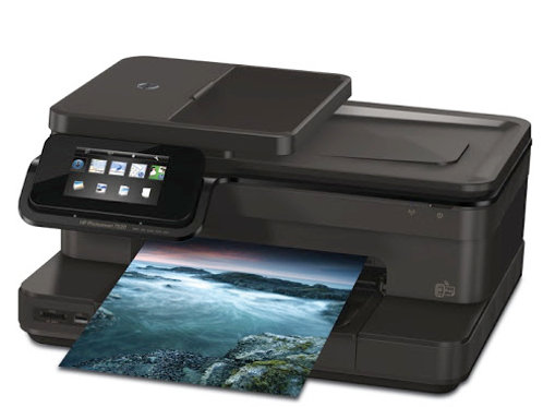 Hp Photosmart 7520 All-in-one Inkjet Printer Wireless