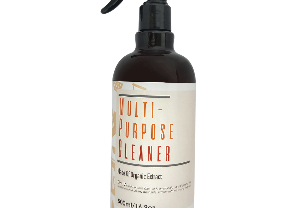 Multi-Purpose Cleaner -500ml (Buy 3 Get 1 Free)